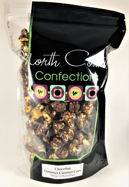 Chocolate Caramel Corn