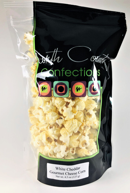 White Cheddar Caramel Corn