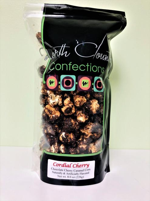 Cordial Cherry Caramel Corn