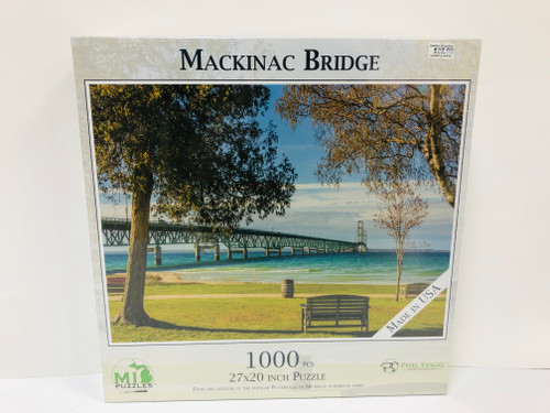 Mackinac Bridge Day Puzzle