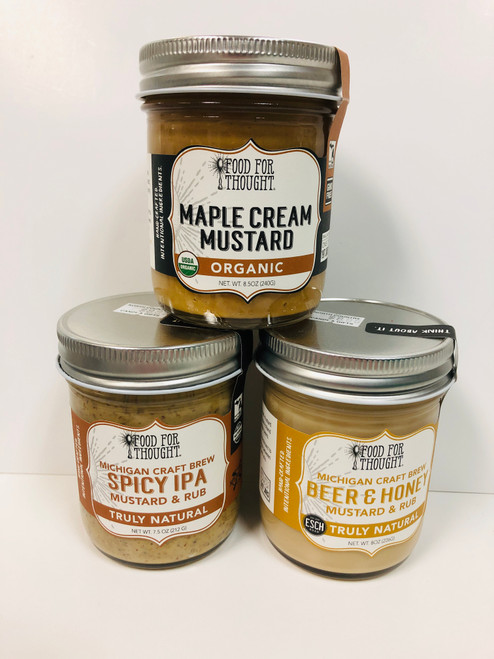 Mustard by Food for Thought