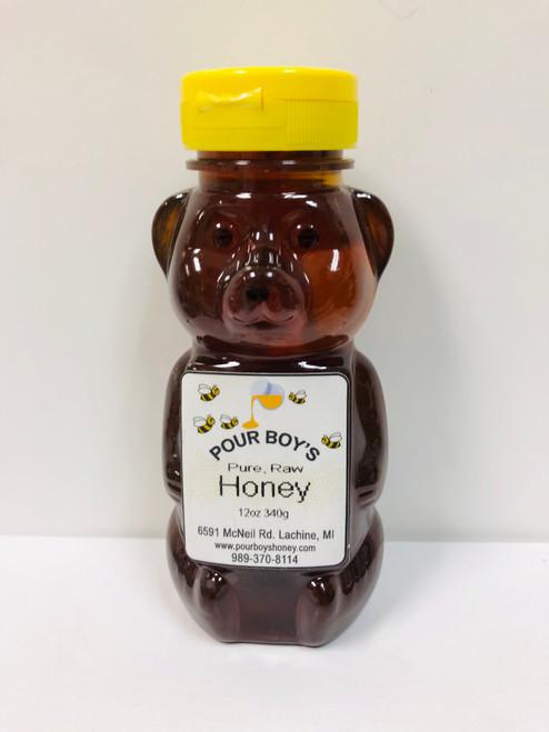 Pour Boy's Honey - 12 oz