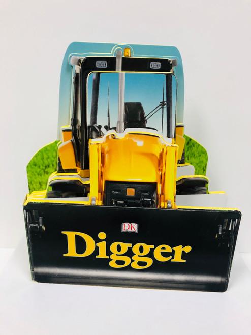 Digger Board Book