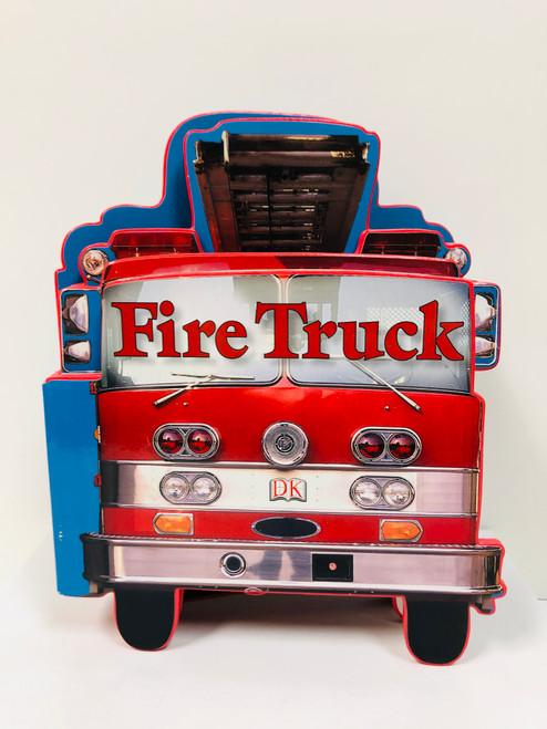 FireTruck Board Book