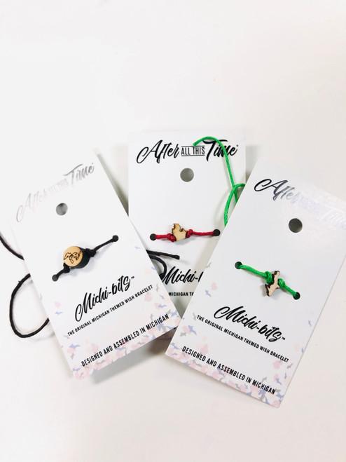 Michi-Bits Bracelets