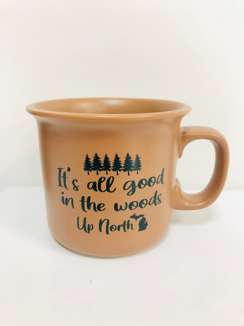 All Good in the Woods Mug