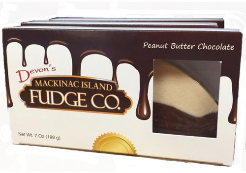 Mackinac Island Fudge Slice