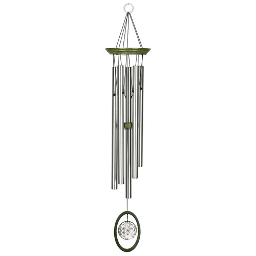 Fantasy Flower of Life Windchime