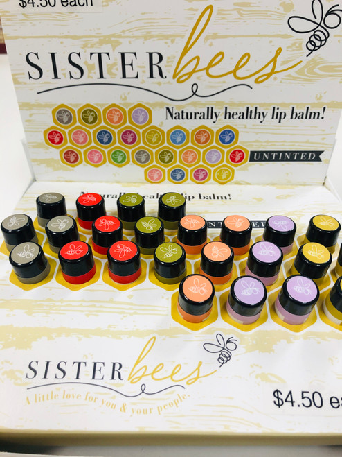 Lip Balm by Sister Bees