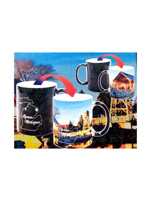 Alpena Color-Changing Mug