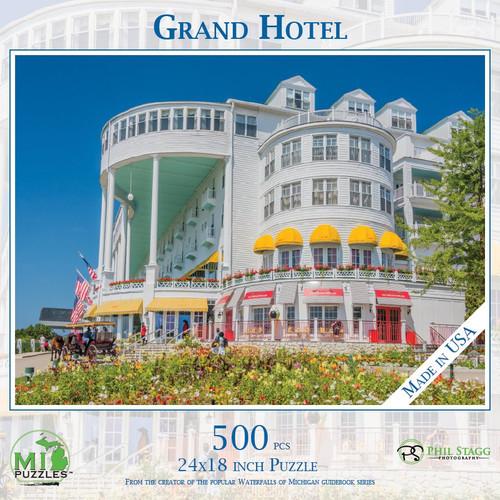 Grand Hotel Puzzle 510