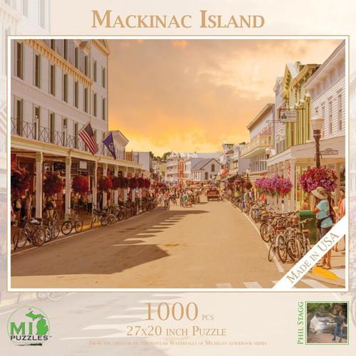 Mackinac Island Puzzle 1054