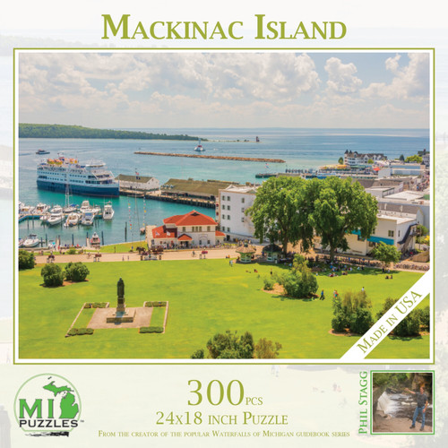 Mackinac Island Puzzle 303