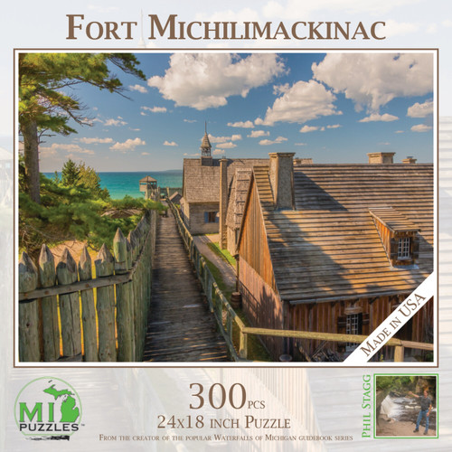Fort Michilimackinac Puzzle