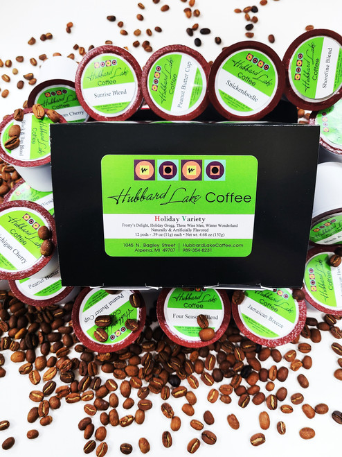 *New* Coffee Pods