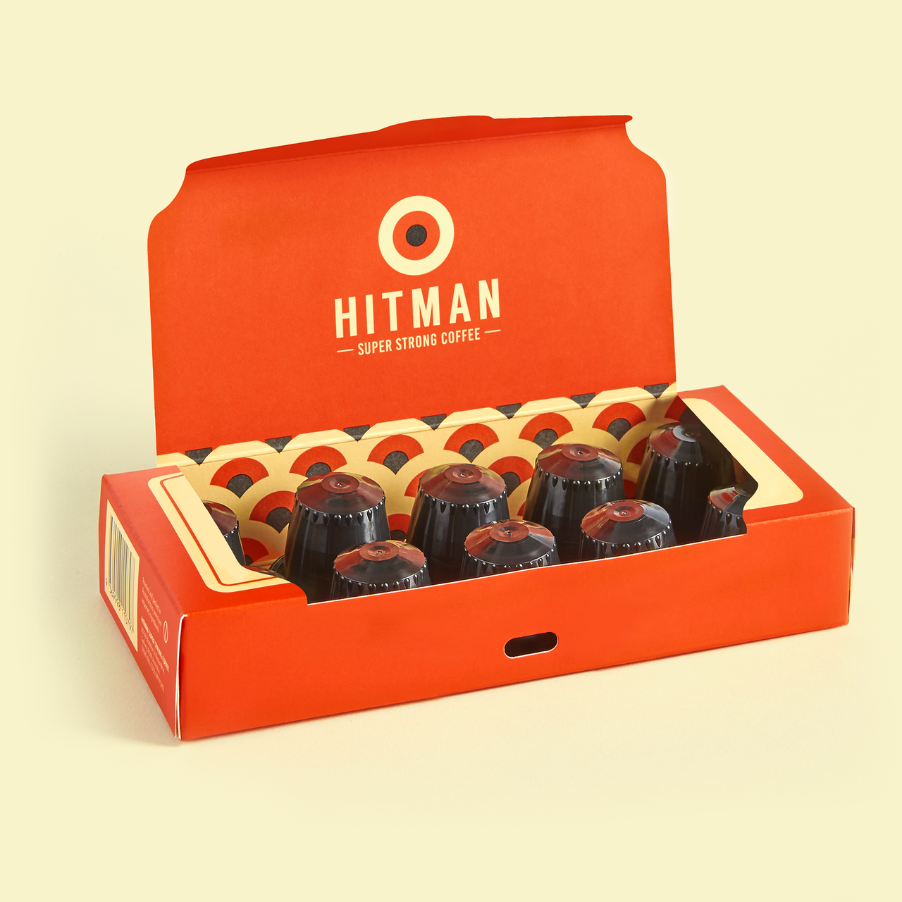 Hitman Coffee Nespresso Compatible ( 20 Pack )