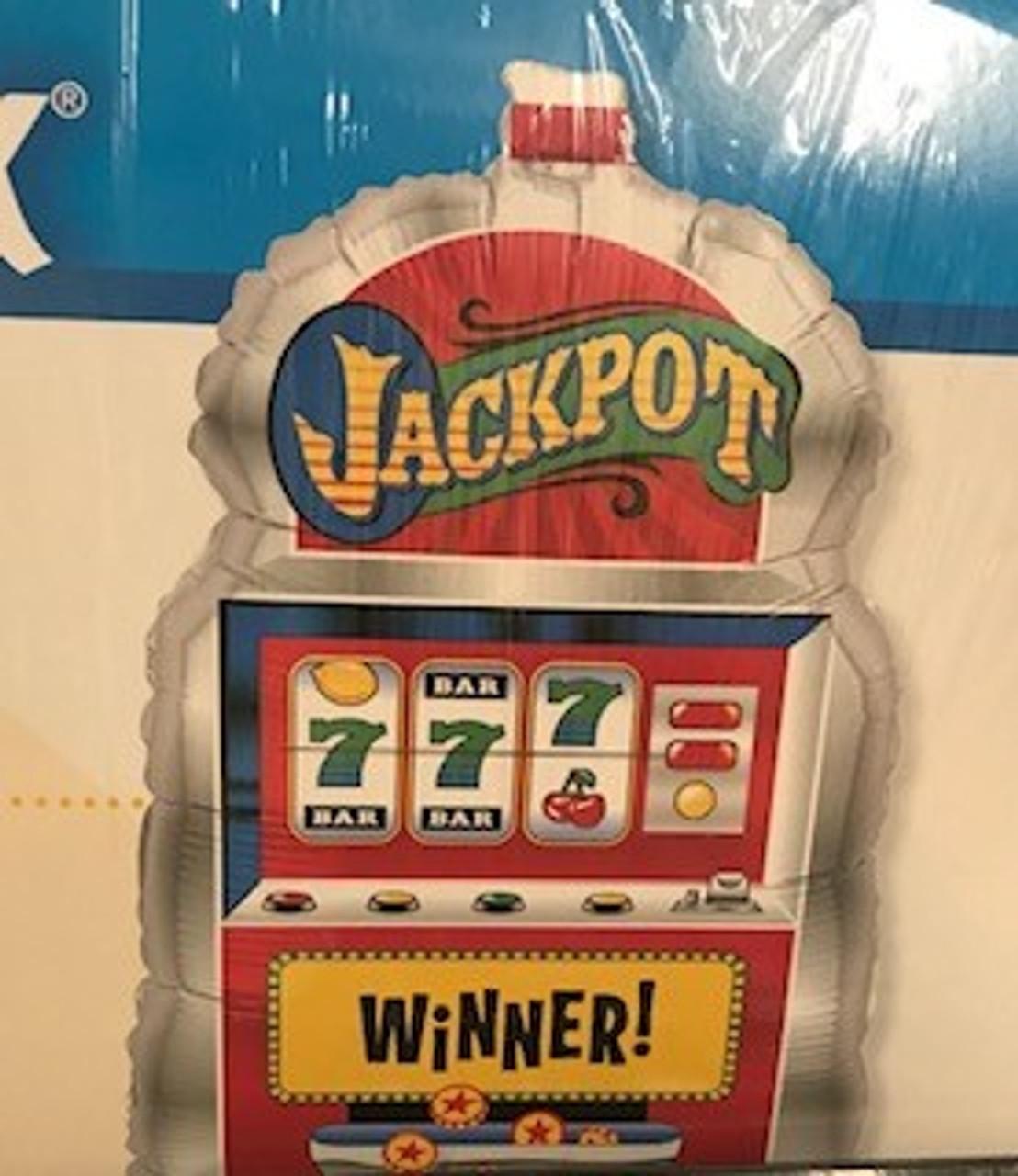 Slot machine visio stencil