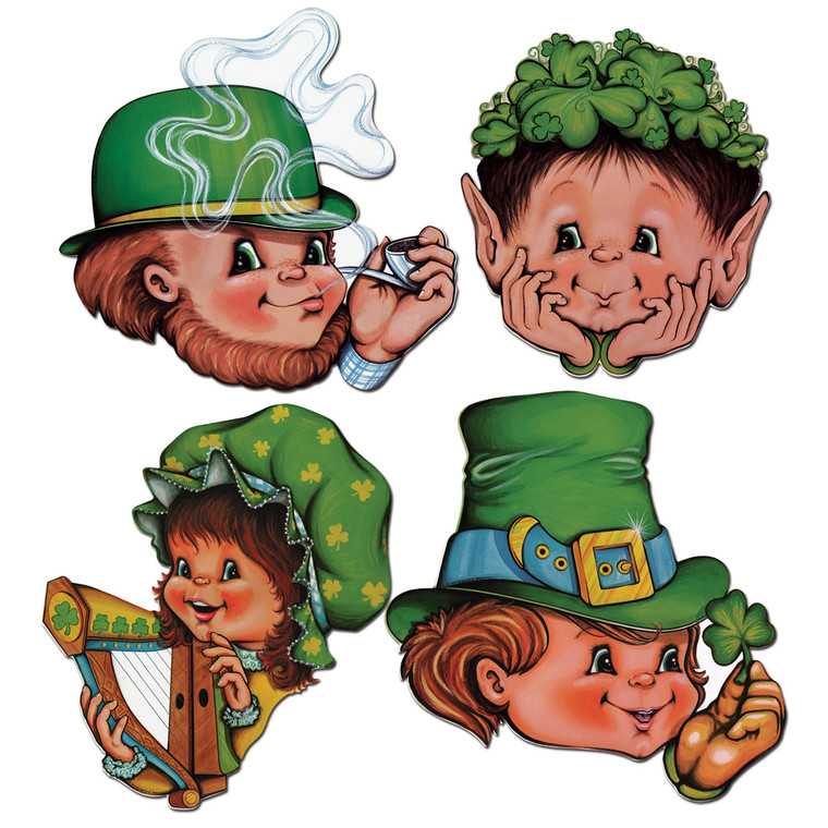 St Patricks Day Party Decorations Leprechaun Celebration