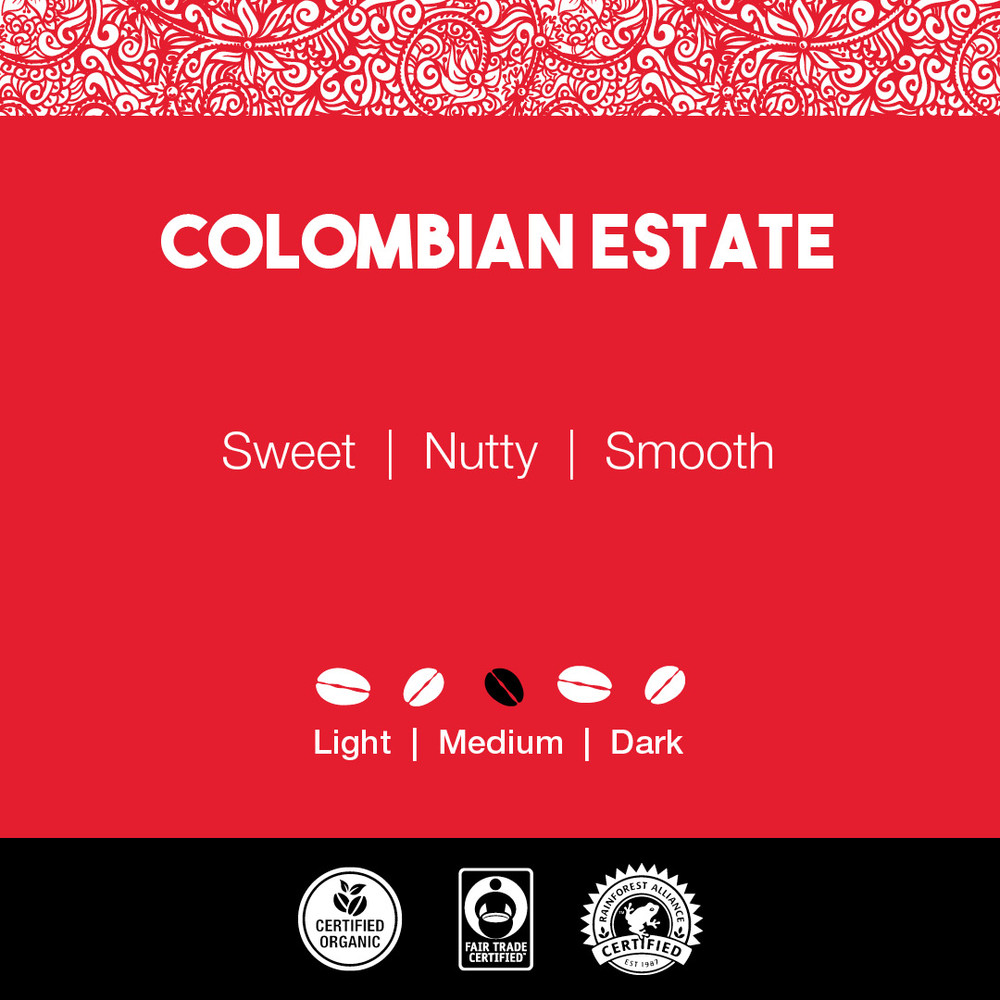 Colombian Estate Coffee