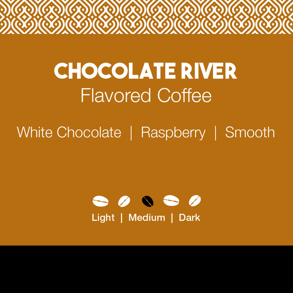 Chocolate River Flavored Coffee