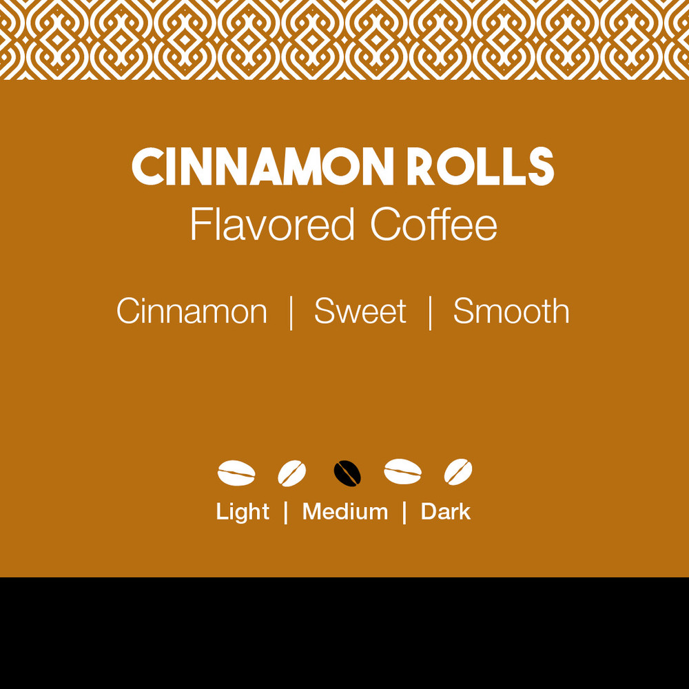 Cinnamon Rolls Flavored Coffee