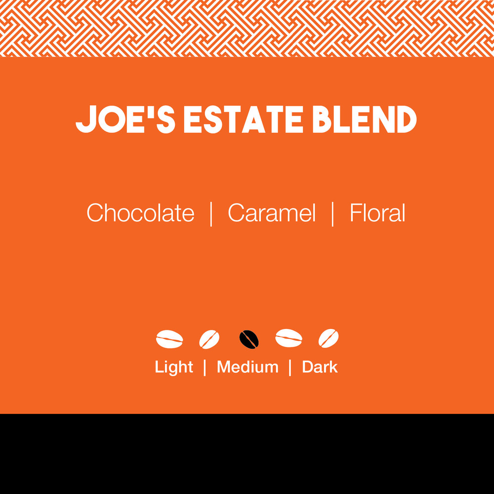 Joe's Estate Blend Coffee