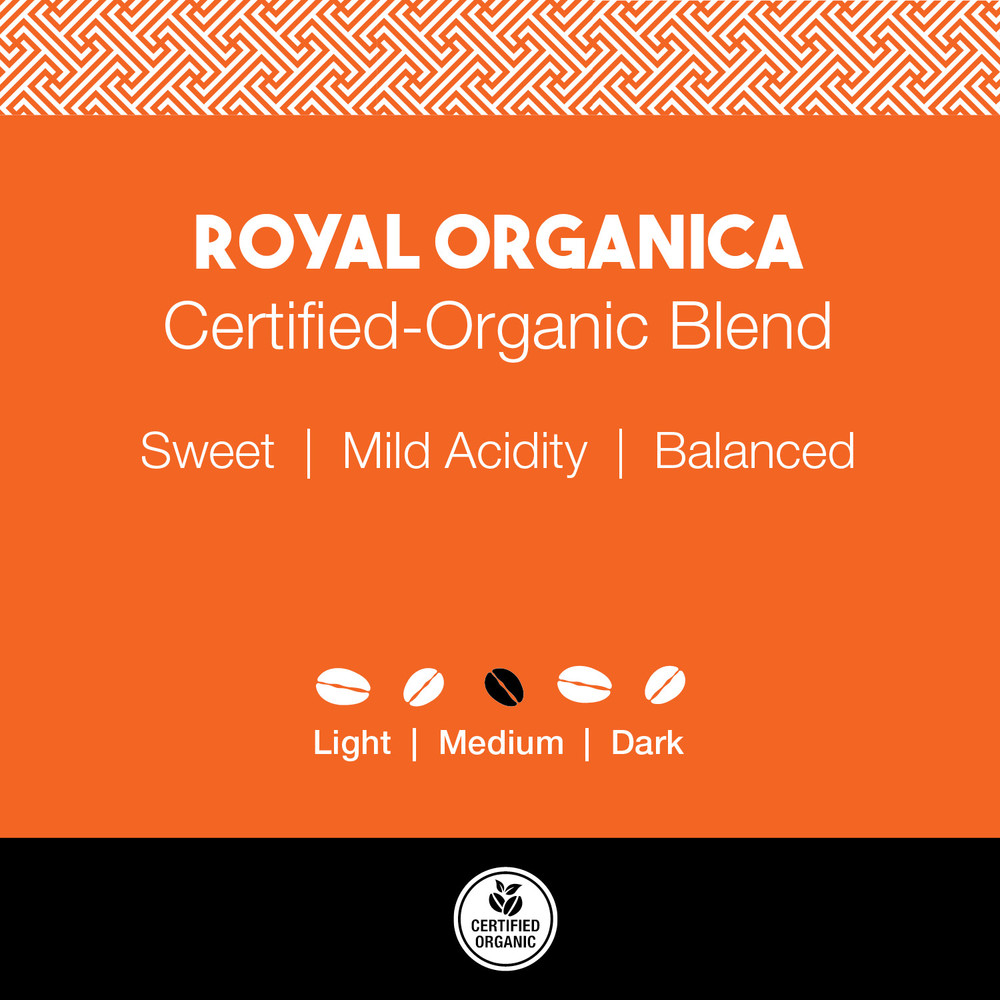 Royal Organica Coffee