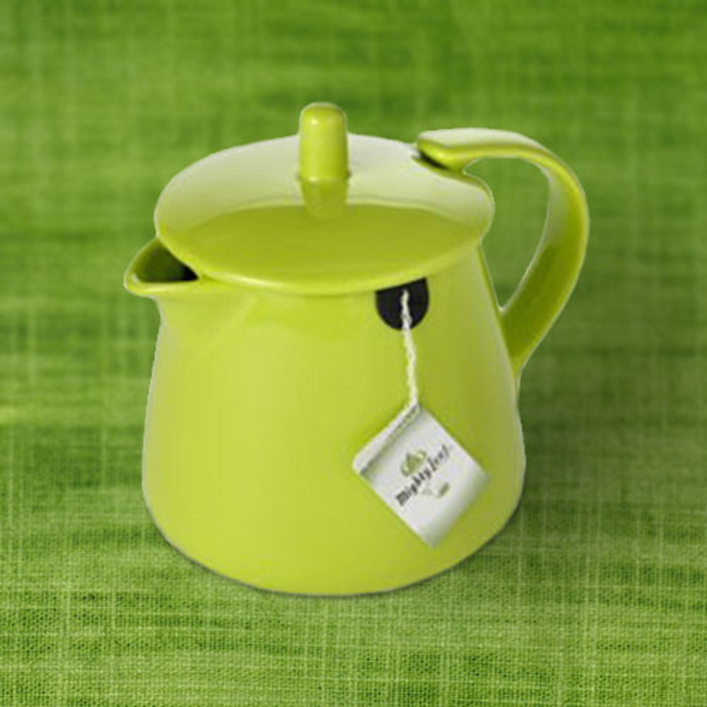 Mighty Leaf Tea Pot- Green