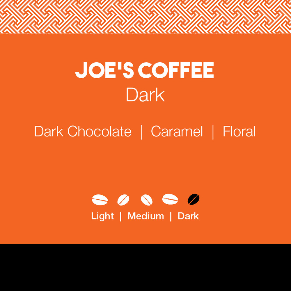 Joe's Coffee – Dark Roast