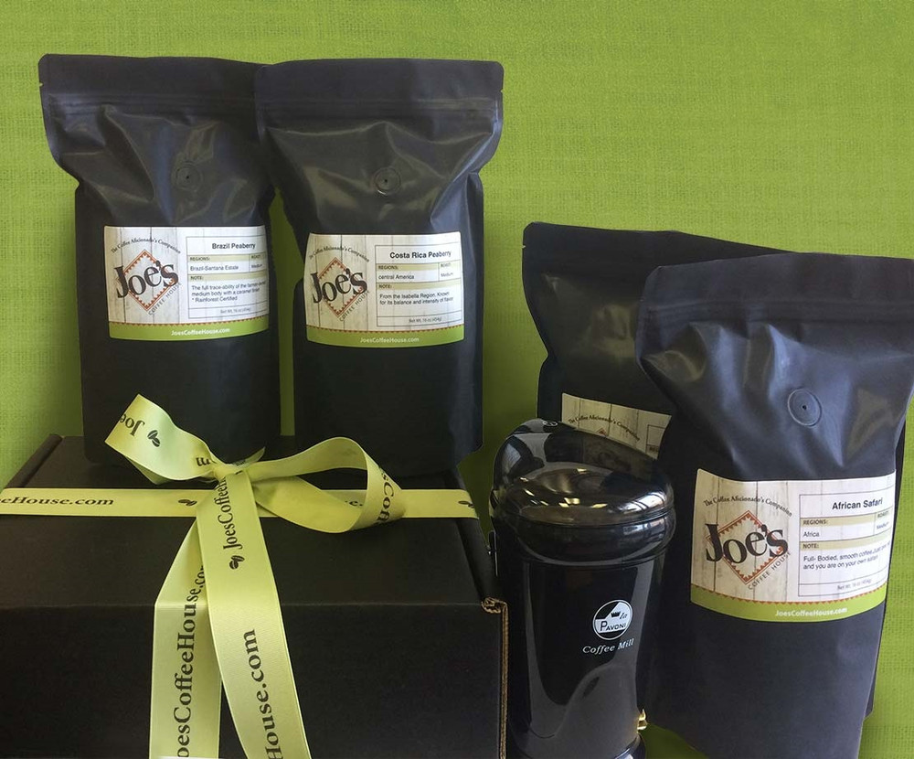 Gift Grind and Brew Coffee Regular