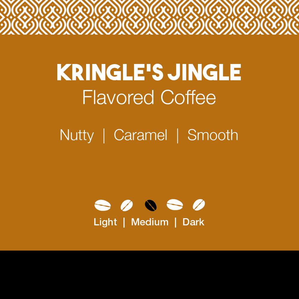 Kringle's Jingle Flavored Coffee