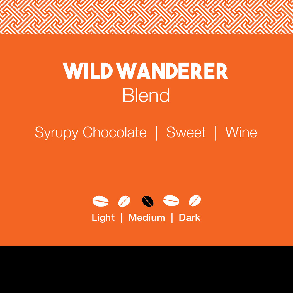 Wild Wanderer Coffee