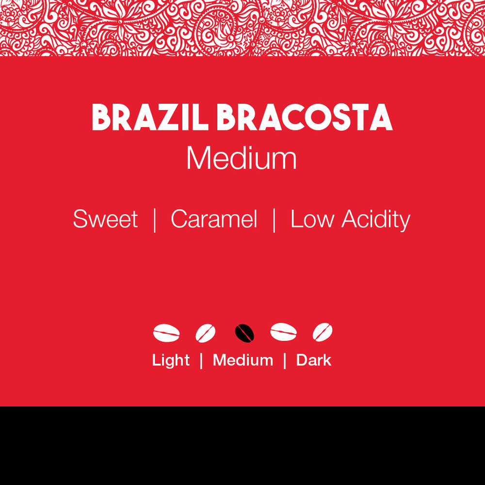 Brazil Bracosta Estate Coffee