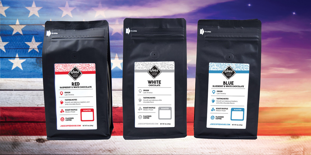 Red, White & Blue Flavor Pack