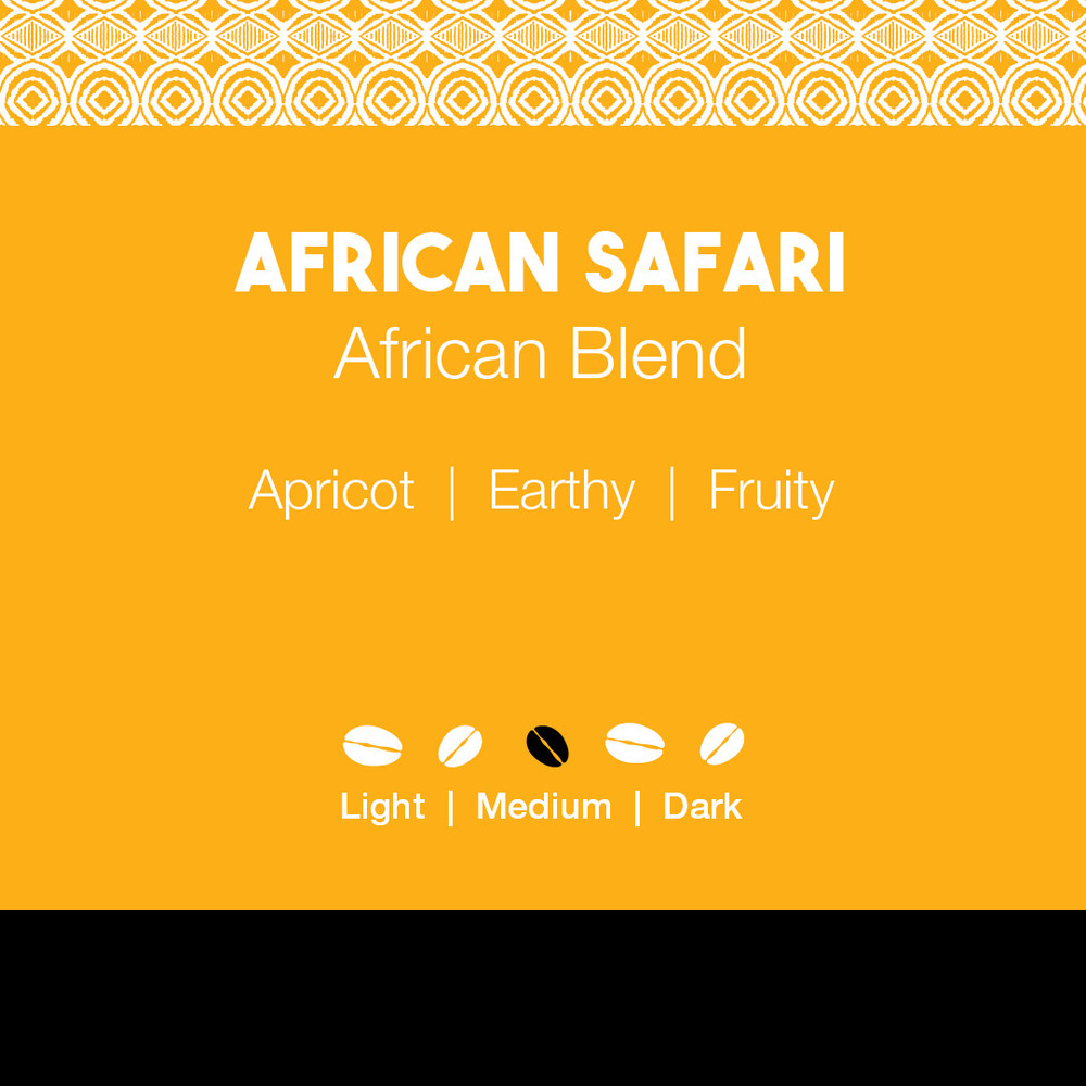 African Safari Coffee