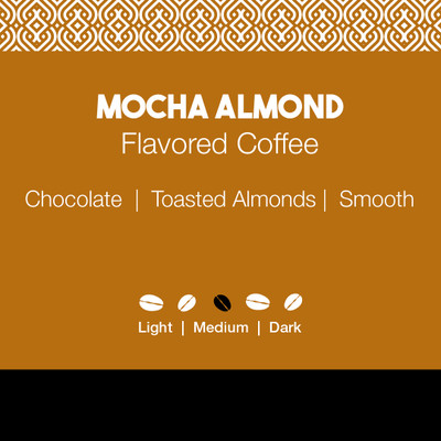 Mocha Almond Flavored Coffee