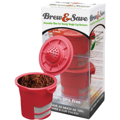 Brew & Save Reusable Filter