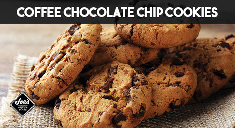 Coffee Chocolate Chip Cookies Recipe