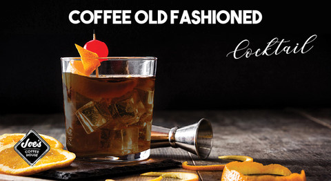 Coffee Old Fashioned – Cocktail Recipe