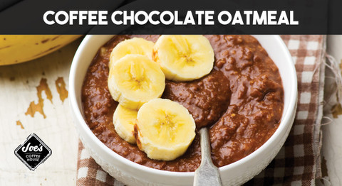 Coffee Chocolate Oatmeal Recipe