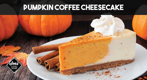 Pumpkin Coffee Cheesecake Recipe
