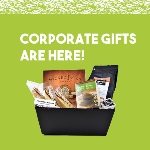 Have You Started Thinking About Your Corporate Gifting? Order Your Gifts Today!