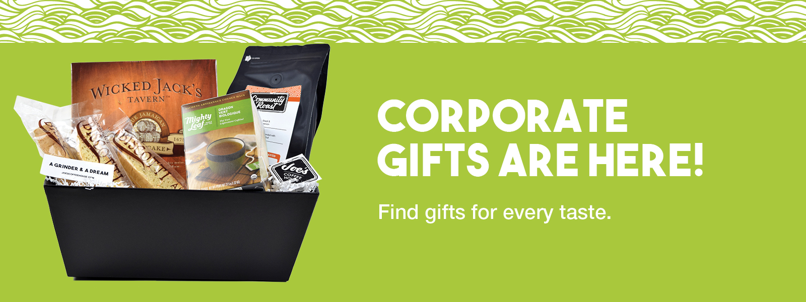 Check out our corporate gifts!