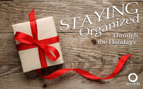 Enjoy staying organized through the holidays with this free downloadable complete with tips and a to do list.