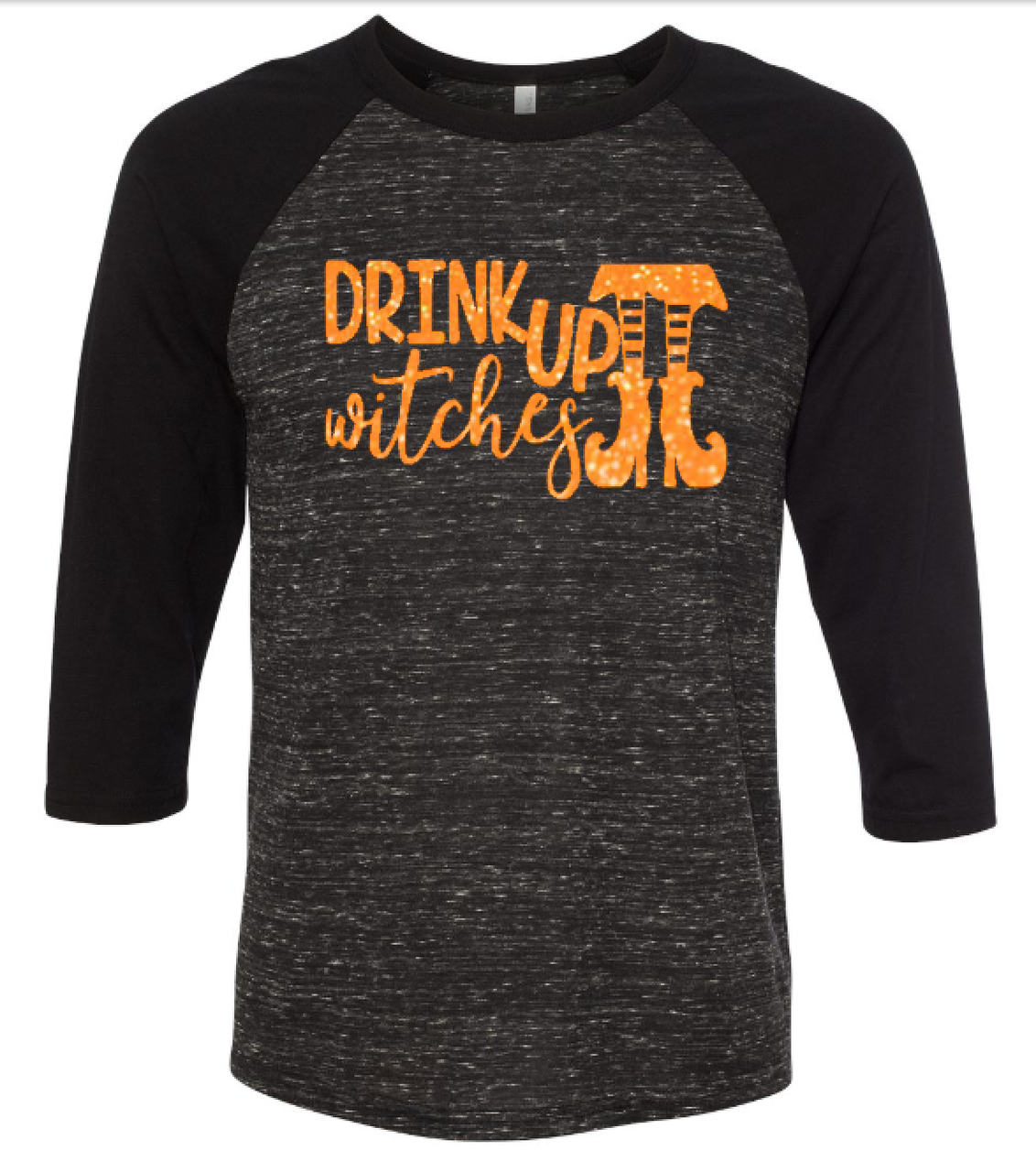 65eb8353e Drink Up Witches - Halloween Shirt - Funny Halloween Shirt - Womens  Clothing - Wine Shirt - Make it Personal by MM