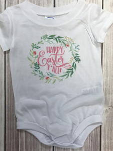 Happy Easter Y'all - Easter Shirt - Easter Baby - Easter Onesie - Easter - Baby Outfit - Youth shirts