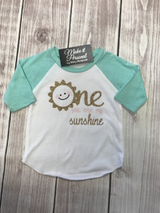 One you are my sunshine
