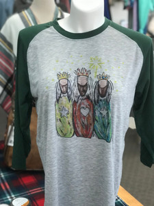 3 Wise Men Christmas Shirt - Christmas Shirt - Wise Men