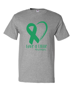 PREORDER - Dwarfism Awareness Tee - Lincoln Asher Lancaster