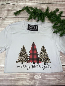 Merry and Bright Trees